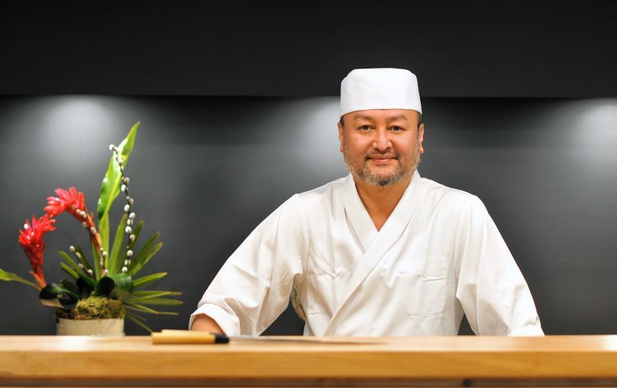 Chef Takashi Miyazaki Tells Us About Dashi