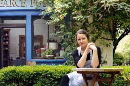 Chef-Factor Winner Christine Crowley